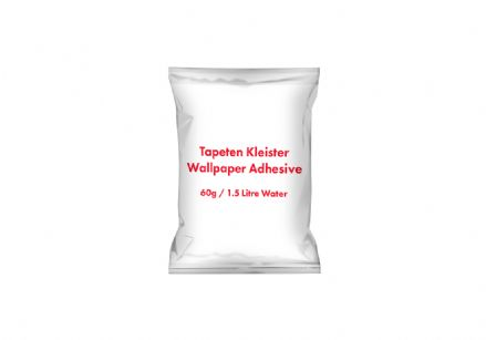 Adhesive for paper wall murals 40 grams